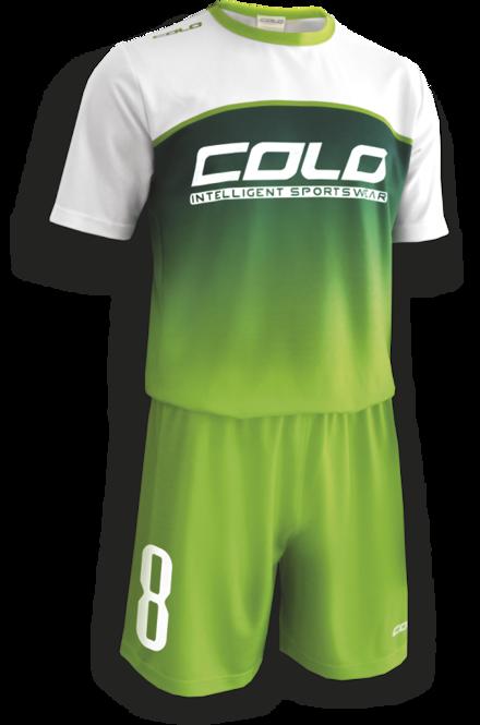 Strój piłkarski Colo Basic - SUBLIMACYJNY
