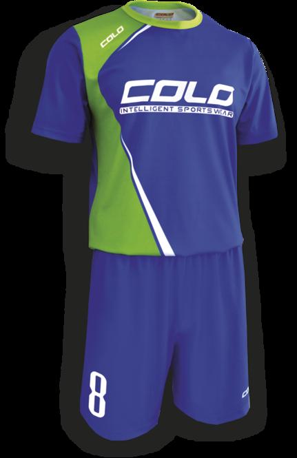 Strój piłkarski Colo Impery P0 - SUBLIMACYJNY