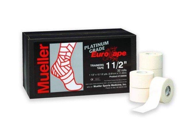 Taśma eurotape do tapingu Mueller 2,5 cm